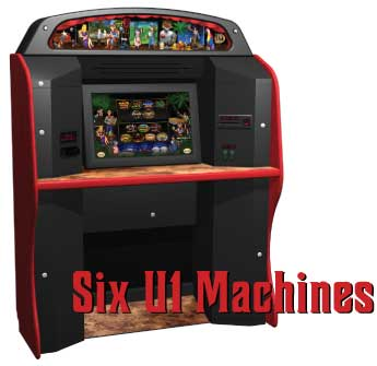 Six U1 Machines